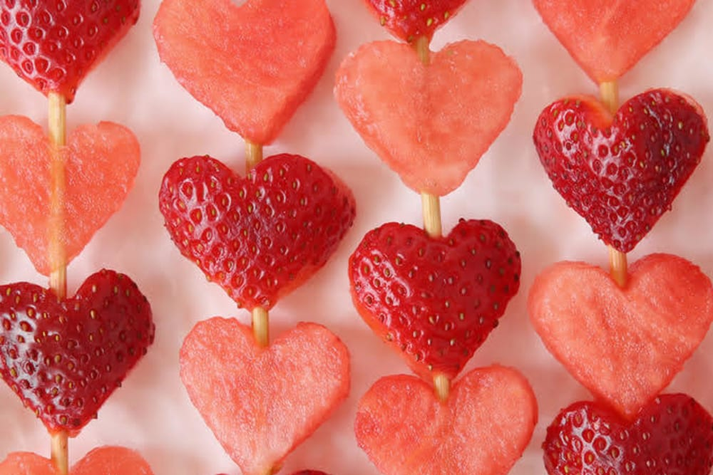 valentine's day dental-friendly ideas